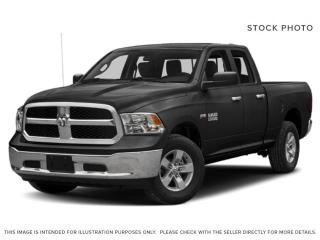 New 2019 RAM 1500 Classic QUAD 4X4 ST for sale in Cold Lake, AB