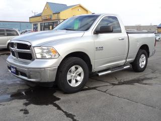 Used 2017 RAM 1500 SLT RegCab 4X4 3.6L 6ftBox RemoteStart for sale in Brantford, ON