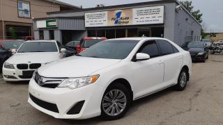 Used 2014 Toyota Camry LE for sale in Etobicoke, ON