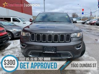 Used 2018 Jeep Grand Cherokee for sale in London, ON