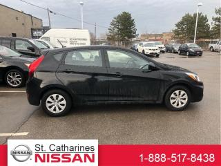 Used 2017 Hyundai Accent GLS HATCHBACK AUTO for sale in St. Catharines, ON