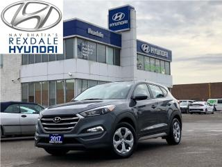Used 2017 Hyundai Tucson Base 2.0 AWD, BALANCE OF FACTORY WARRANTY for sale in Toronto, ON