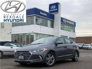 Used 2018 Hyundai Elantra GL SE, SMART KEY for sale in Toronto, ON