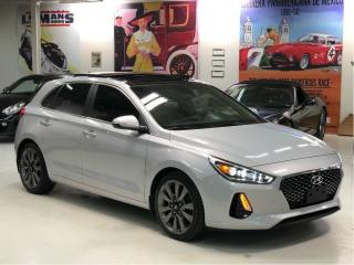 Used 2018 Hyundai Elantra GT Sport, Pano Roof, 8 Wheels and Tires for sale in Paris, ON