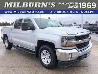 Used 2017 Chevrolet Silverado 1500 LT 4x4 for sale in Guelph, ON