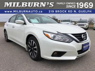 Used 2018 Nissan Altima 2.5 SV for sale in Guelph, ON