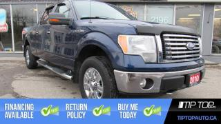 Used 2010 Ford F-150 XLT ** Super Crew, 6 1/2' Box, Bluetooth ** for sale in Bowmanville, ON