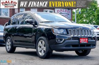 Used 2017 Jeep Compass ALTITUDE | POWER MOONROOF | HEATED SEATS | for sale in Hamilton, ON