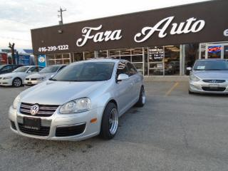Used 2007 Volkswagen Jetta AUTOMATIC 2.5 & SUNROOF for sale in Scarborough, ON