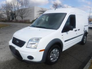 Used 2013 Ford Transit Connect Cargo Van XLT with Side and Rear Door Glass for sale in Burnaby, BC