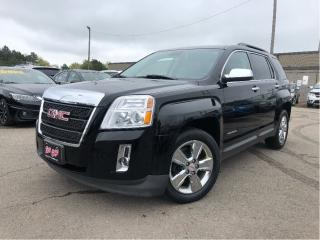 Used 2014 GMC Terrain SLE-2  | Pioneer | Chrome Rims | Bluetooth |FWD for sale in St Catharines, ON