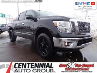Used 2018 Nissan Titan SV SV | 4x4 *2018 CLEAROUT SAV for sale in Charlottetown, PE