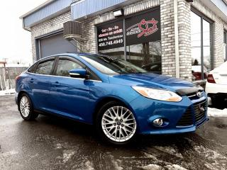 Used 2012 Ford Focus Berline 4 portes - SEL*TOIT*MAGS*AUTOMAT for sale in Longueuil, QC