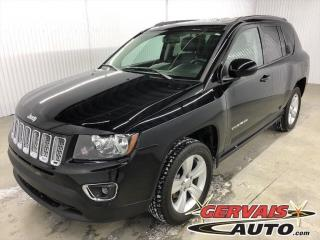 Used 2016 Jeep Compass HIGH ALTITUDE 4x4 for sale in Trois-Rivières, QC