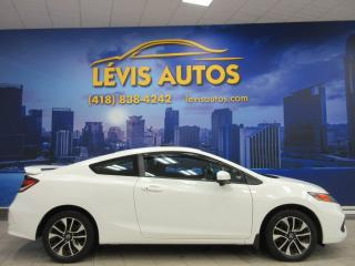 Used 2015 Honda Civic Ex Coupe T.ouvrant for sale in Lévis, QC
