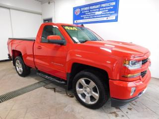 Used 2016 Chevrolet Silverado 1500 LT NAVI for sale in Listowel, ON