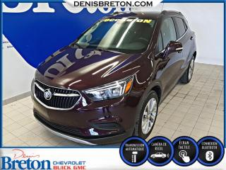 Used 2018 Buick Encore Fwd Preferred for sale in St-Eustache, QC