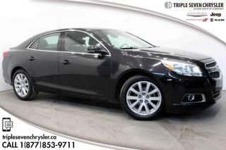 Used 2013 Chevrolet Malibu 2LT ONLY $99*BW for sale in Regina, SK