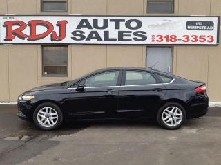 Used 2016 Ford Fusion SE ACCIDENT FREE,1 OWNER for sale in Hamilton, ON