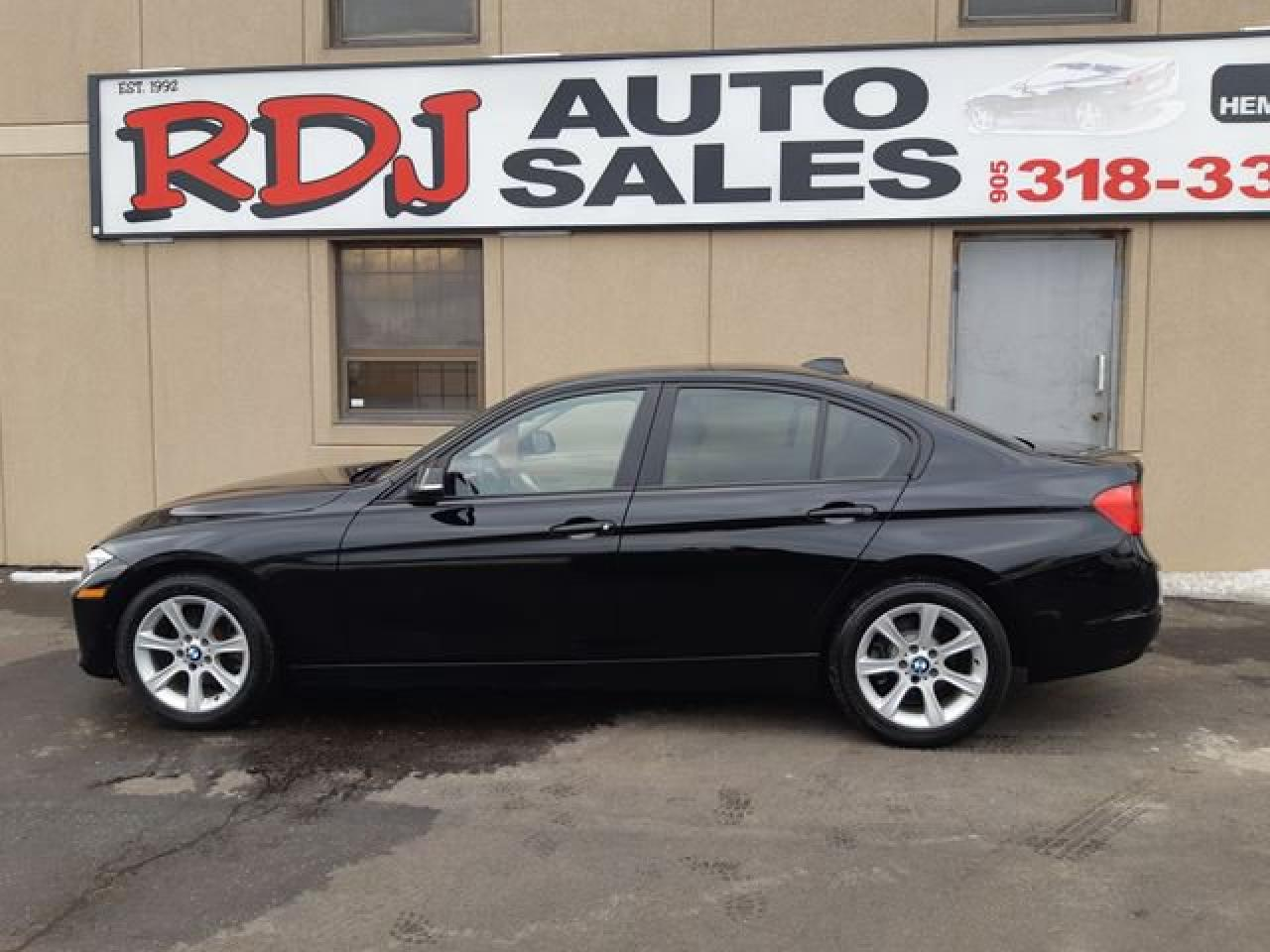 Photo of Black 2014 BMW 3 Series