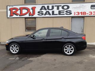 Used 2014 BMW 3 Series 320i xDrive ACCIDENT FREE,ONLY 33000KM for sale in Hamilton, ON