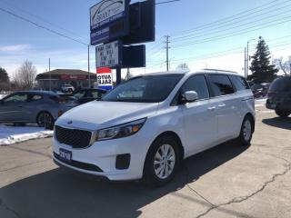 Used 2018 Kia Sedona LX+ SEATS 8!! for sale in Brantford, ON