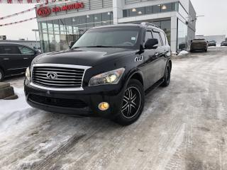 Used 2011 Infiniti QX56 don't pay for 6 months on now for sale in Red Deer, AB