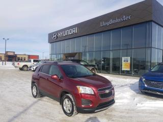 Used 2013 Chevrolet Trax 1LT for sale in Lloydminster, SK