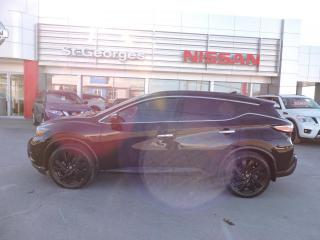 Used 2018 Nissan Murano Édition minuit TI for sale in St-Georges, QC