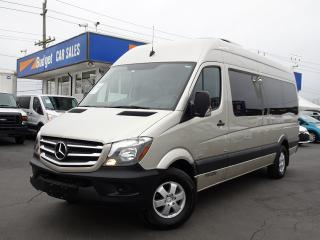 Used 2016 Mercedes-Benz Sprinter High Roof V6 for sale in Vancouver, BC