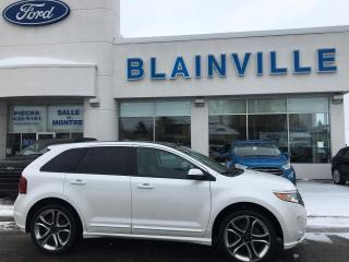 Used 2013 Ford Edge SPORT for sale in Blainville, QC