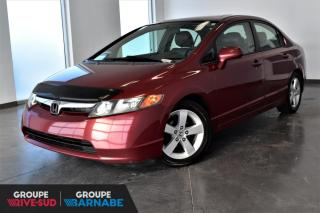 Used 2006 Honda Civic EX | CUIR + CRUISE + CLIMATISEUR for sale in St-Jean-Sur-Richelieu, QC