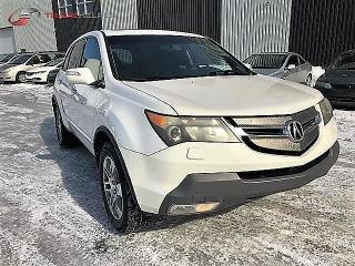 Used 2007 Acura MDX 4WD 4dr Technology Pkg for sale in Scarborough, ON