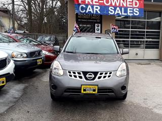 Used 2012 Nissan Rogue FWD 4dr SV for sale in Markham, ON