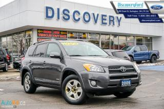 Used 2009 Toyota RAV4 Sport for sale in Burlington, ON