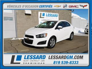 Used 2012 Chevrolet Sonic Ls,a/c, Bluetooth for sale in Shawinigan, QC