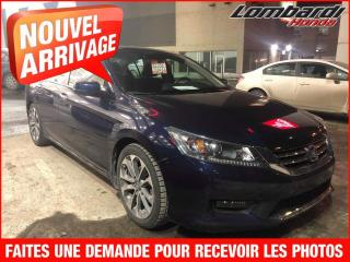 Used 2015 Honda Accord SPORT+MAGS+++* for sale in Montréal, QC