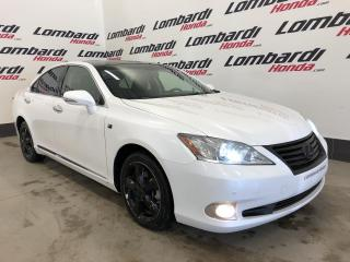 Used 2011 Lexus ES 350 ES 350+CVT+AUCUN ACCIDENT+NAV.+++ for sale in Montréal, QC
