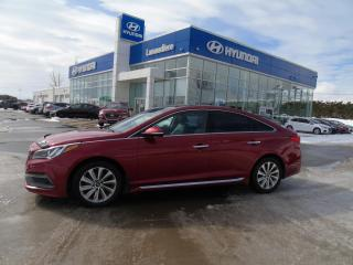 Used 2015 Hyundai Sonata Berline 4 porte 2.4L Auto Sport for sale in Joliette, QC