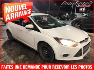 Used 2013 Ford Focus SE+JAMAIS ACCIDENTÉ+TRÈS PROPRE for sale in Montréal, QC