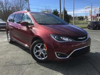Used 2018 Chrysler Pacifica Touring-L Plus DVD--TOIT PANORAMIQUE--CA for sale in St-Malachie, QC