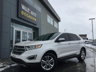 Used 2016 Ford Edge Sel Démarreur,gps,t for sale in St-Georges, QC