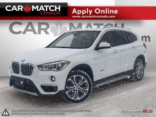 Used 2017 BMW X1 xDrive28i / LEATHER / SUNROOF for sale in Cambridge, ON