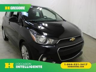 Used 2018 Chevrolet Spark LT for sale in St-Léonard, QC