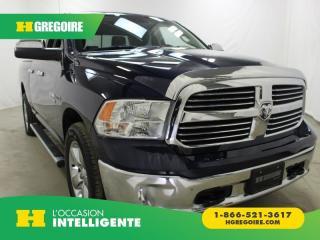 Used 2015 RAM 1500 BIG HORN QUAD-CAB for sale in St-Léonard, QC