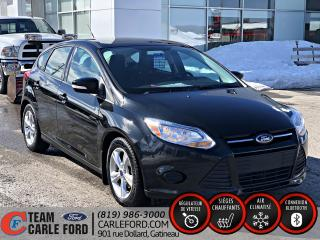 Used 2014 Ford Focus Ford Focus SE 2014, bluetooth, sièges ch for sale in Gatineau, QC