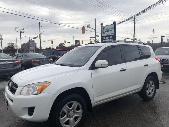 2011 Toyota RAV4 AWD l No Accidents l Aux