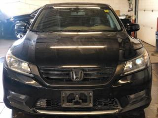 Used 2015 Honda Accord EX-L, LEATHER, BACK UP CAMERA, ALLOYS for sale in Mississauga, ON
