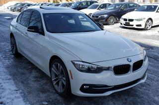 Used 2016 BMW 320 Xdrive Beautiful Color for sale in Dorval, QC