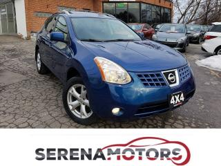 Used 2009 Nissan Rogue SL | AWD | SUNROOF | ONE OWNER | NO ACCIDENTS for sale in Mississauga, ON